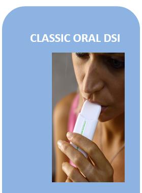 Dry Salt Inhaler